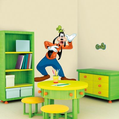 Disney® Mickey and Friends Goofy Giant Peel and Stick Wall Decals