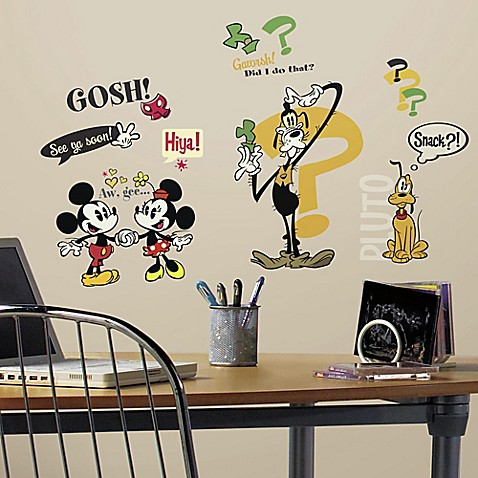 Wall Decor Gt Disney 174 Mickey And Friends Mickey Mouse