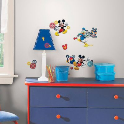 Disney® Mickey Mouse Clubhouse Capers Peel and Stick Wall Decals