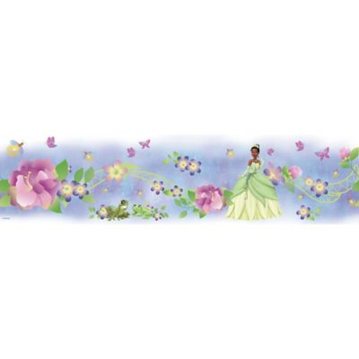 Disney® Princess and Frog Peel and Stick Wall Border