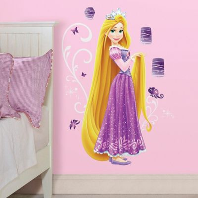 Disney® Princess Rapunzel Giant Peel and Stick Wall Decals