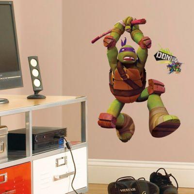 Teenage Mutant Ninja Turtles Don Giant Peel and Stick Wall Decals