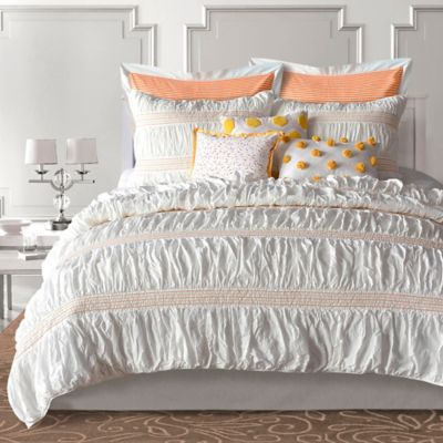 Nostalgia Home™ Neve Twin Quilt in Tangerine