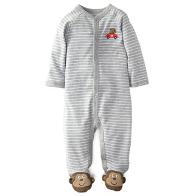 Carter's Monkey Footie