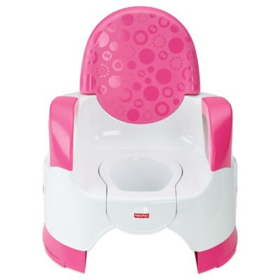 Fisher-Price® Custom Comfort Potty for Girls