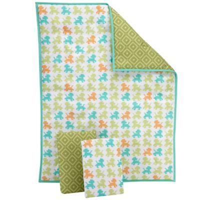 Green Kids Comforter Sets