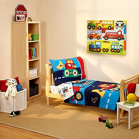 Everything Kids by Nojo Under Construction 4 Piece