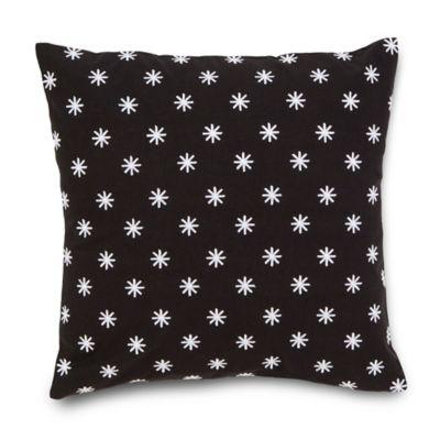 Modern Living Eliza Stars Square Throw Pillow