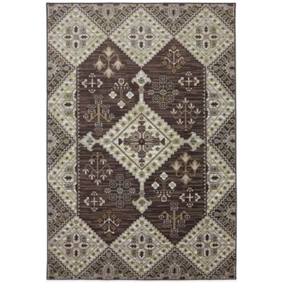 Mohawk Home Berkshire 2-Foot 6-Inch x 3-Foot 10-Inch Rug in Coco