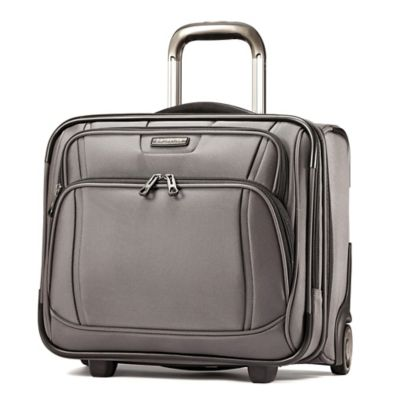 Samsonite® DK3 16-Inch Underseater Tote Roller in Charcoal