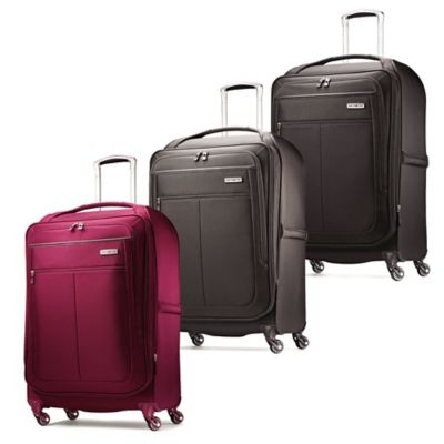 Samsonite® MIGHTlight™ 25-Inch Upright Spinner in Charcoal