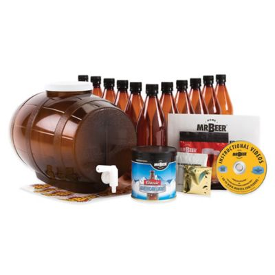 MR. BEER® North American Collection Beer Kit