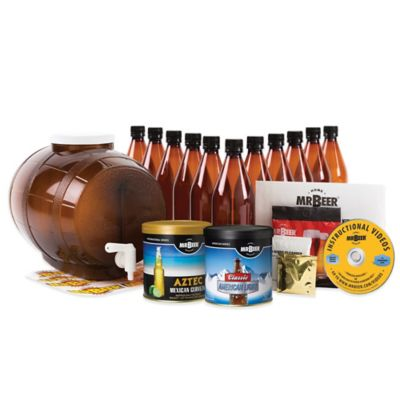 MR. BEER® North American Collection Bonus Beer Kit