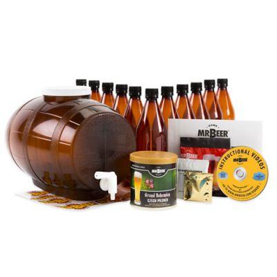 MR. BEER® European Collection Beer Kit
