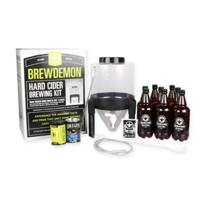 BrewDemon™ 2 Gallon Hard Cider Kit Extra