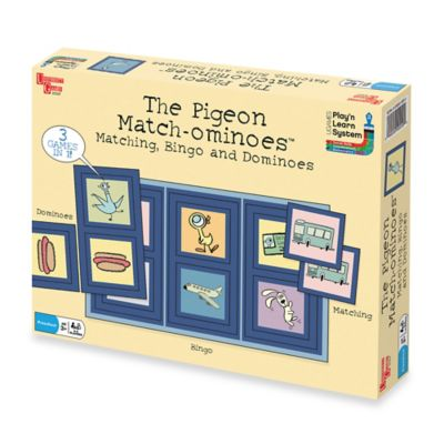 The Pigeon Match-ominoes