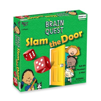 Brain Quest Slam the Door Game