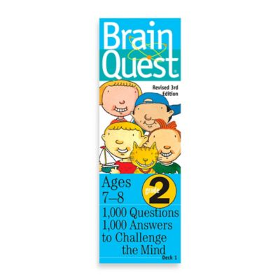 Brain Quest Gifts for Kids