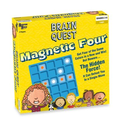 Brain Quest Puzzles and Games