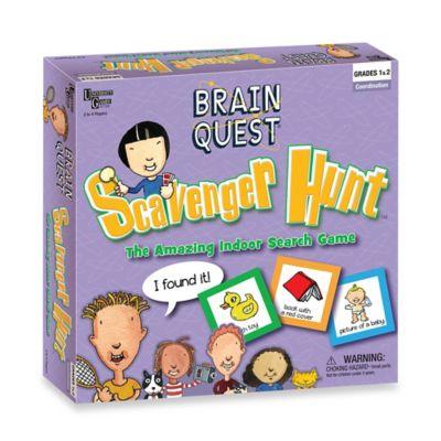 Brain Quest Scavenger Hunt