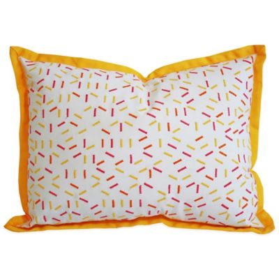 Nostalgia Home™ Ally PomPom Oblong Throw Pillow