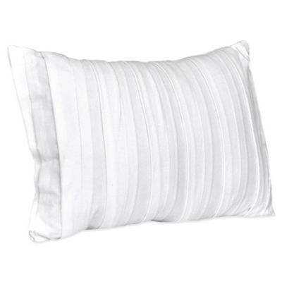 Nostalgia Home™ Neveah Oblong Throw Pillow in White