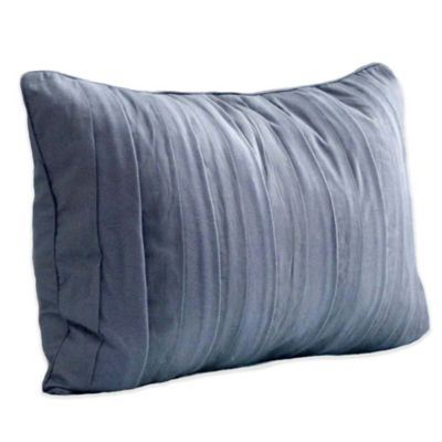 Nostalgia Home™ Neveah Oblong Throw Pillow in Blue