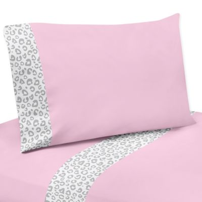 Sweet Jojo Designs Kenya Twin Sheet Set