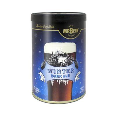 MR. BEER® Winter Dark Ale Refill Brew Pack