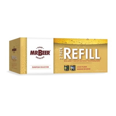 MR. BEER® European Variety 2-Pack Refill