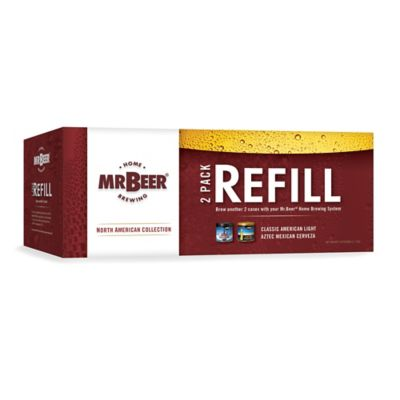 MR. BEER® North American Variety 2-Pack