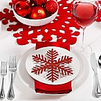 Modern Christmas Cheer Table