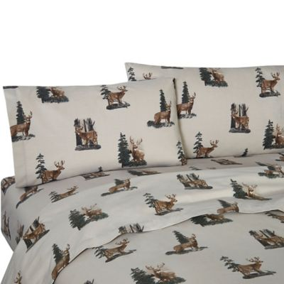 Whitetail Dreams Full Sheet Set