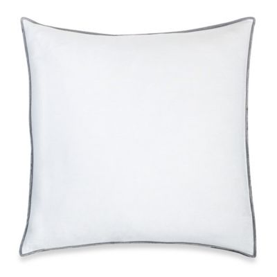 Bellora® Bart Square Throw Pillow in Cloud