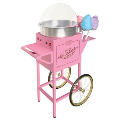Nostalgia Electrics™ Old Fashioned Cotton Candy Cart