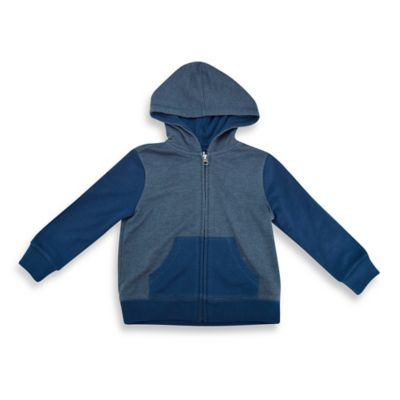 Charlie Rocket™ Size 9M Raglan French Terry Hoodie in Navy