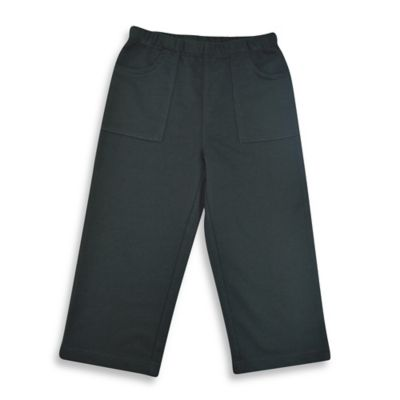 Charlie Rocket™ Size 4T French Terry Textured Pant in Black