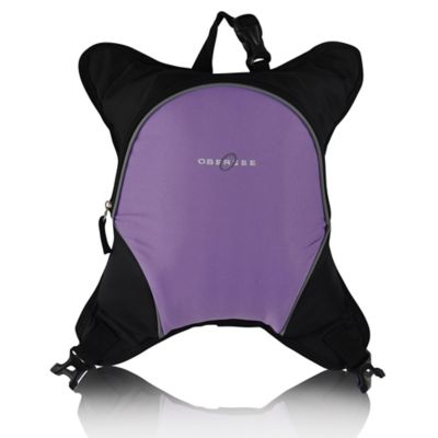 Obersee Baby Bottle Cooler Attachment in Purple