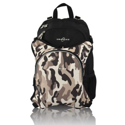 Camo Bag Backpack