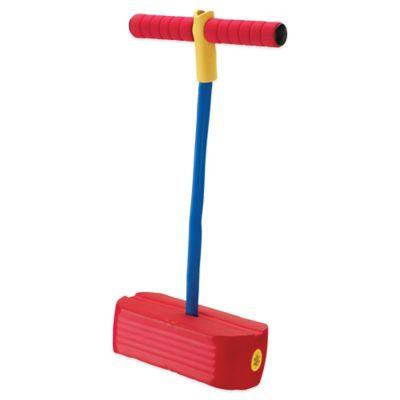International Playthings Kidoozie™ Hop & Squeak Pogo Jumper