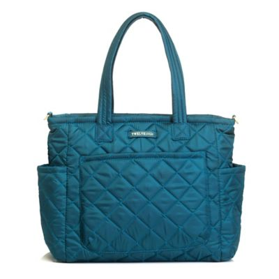 TWELVElittle Carry Love Tote in Teal