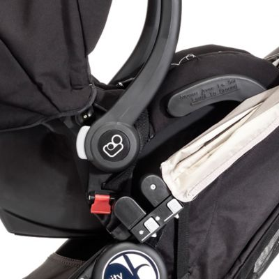 Single Stroller Multi-Model Car Seat Adaptor