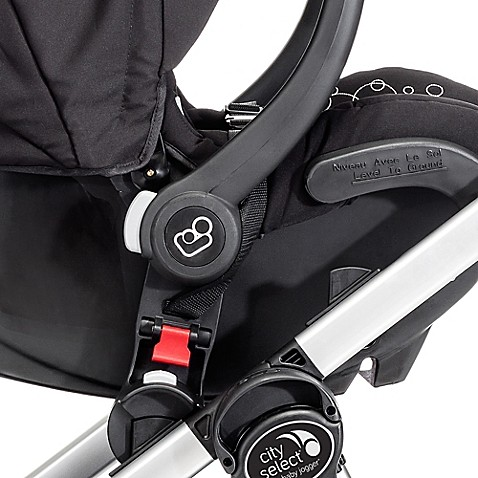 buy baby jogger city select versa single stroller multi model car seat adaptor from bed bath. Black Bedroom Furniture Sets. Home Design Ideas