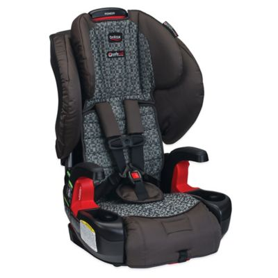 BRITAX Pioneer (G1.1) Harness-2-Booster Seat in Silver Cloud