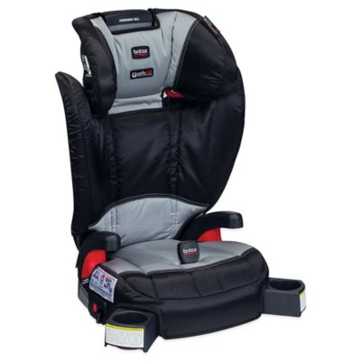 BRITAX Parkway SGL (G1.1) Belt-Positioning Booster Seat in Phantom