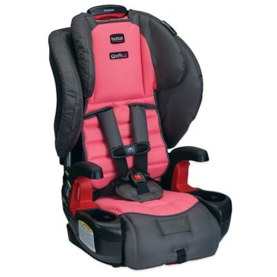 BRITAX Pioneer (G1.1) Harness-2-Booster Seat in Coral