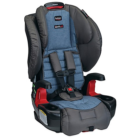 buy britax pioneer g1 1 harness 2 booster seat in pacifica from bed bath beyond. Black Bedroom Furniture Sets. Home Design Ideas