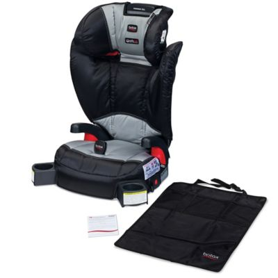 BRITAX Parkway SGL XE (G1.1) Belt-Positioning Booster Seat in Phantom