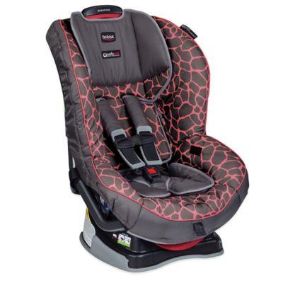 BRITAX Marathon (G4.1) Convertible Car Seat in Pink Giraffe