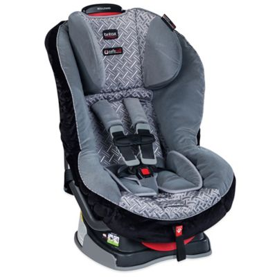 BRITAX Boulevard (G4.1) Convertible Car Seat in Silver Birch